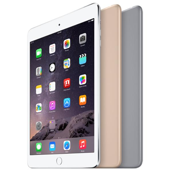 iPad Mini 3 4G + Wifi (LikeNew - 99,9%)