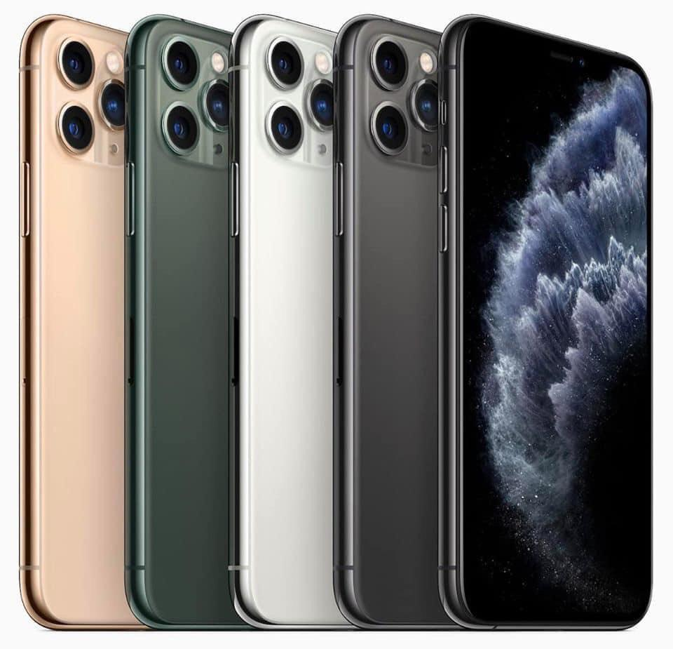 iPhone 11 Pro 512GB (Chưa Active)