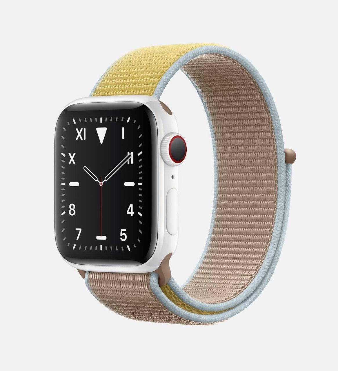 Apple Watch Edition Series Ceramic Case With Sport Loop