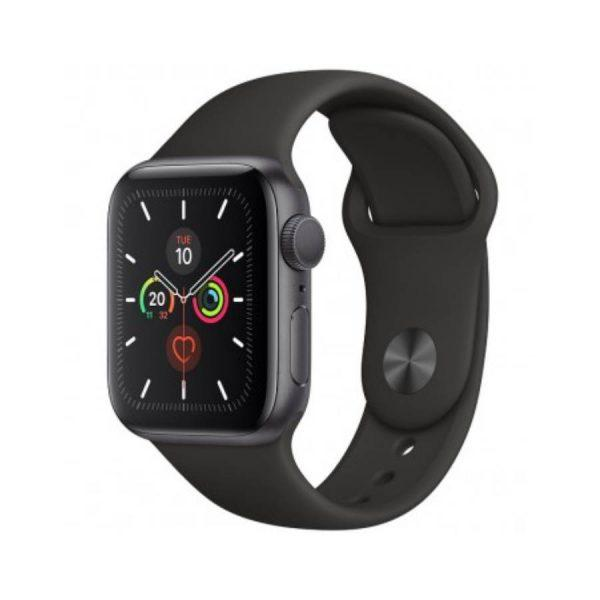 Apple Watch Series 5 Space Gray Stainless Steel with Sport Band