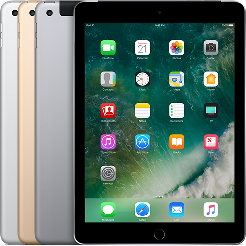 iPad Gen 5 2017 32GB (Likenew- 99%)