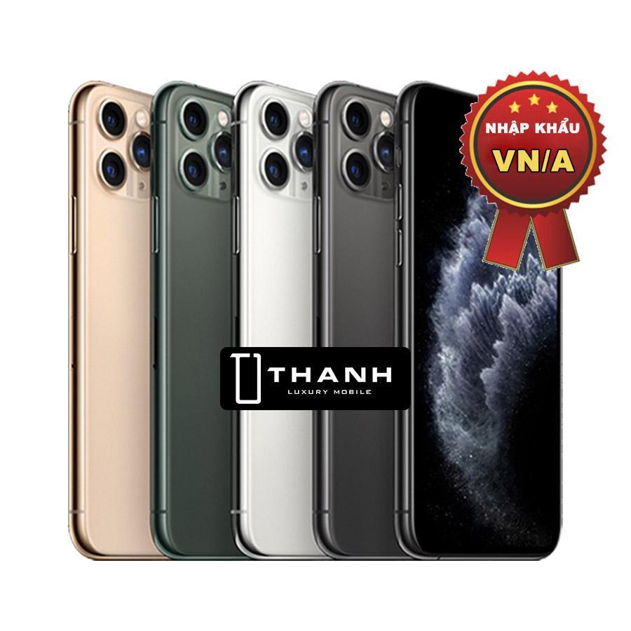 iPhone 11 Pro Max 64GB (Chưa Active) Chính Hãng VN/A