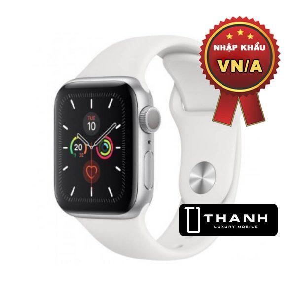 Apple Watch Series 5 Silver (GPS) - Chính hãng VN/A