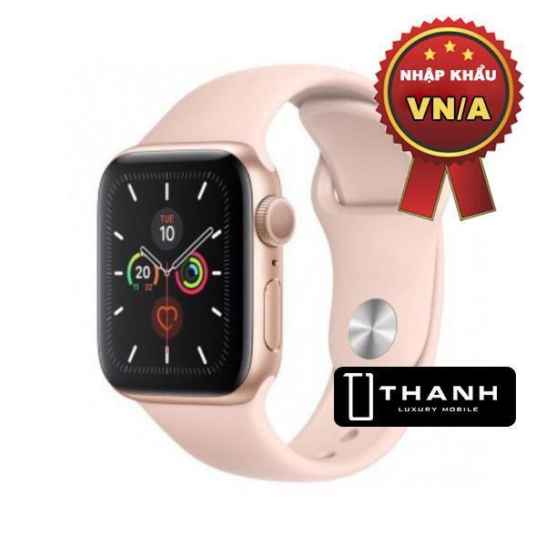 Apple Watch Series 5 Gold (GPS) - Chính hãng VN/A